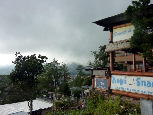 Coffee Shop, Telaga Sarangan