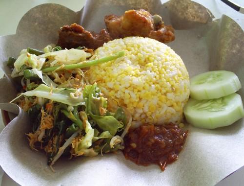 Sego Empok (sumber: ditainnata.blogspot.com)